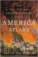 America Aflame by David Goldfield: Book Cover