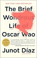 The Brief Wondrous Life of Oscar Wao by Junot Diaz: Book Cover