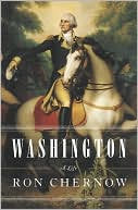 Washington by Ron Chernow: Book Cover