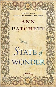 State of Wonder by Ann Patchett: Book Cover